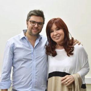 Martín y Cristina