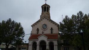 parroquia afuera