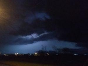 tormenta foto