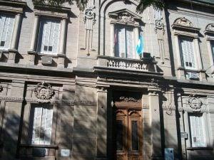 Tribunales de Gualeguay