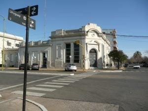 banco nacion TL frente cerrado