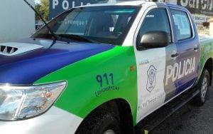 Movil policia vial