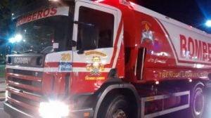 bomberos de noche M28