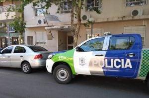 fiscalia con patrullero