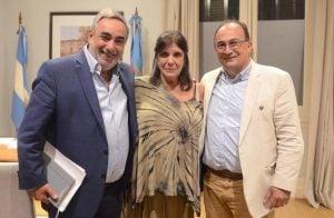 Reuniòn Fernandez Salomòn con Teresa Garcìa 1