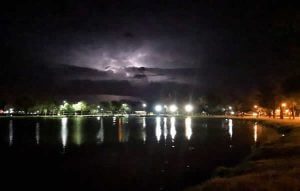 tormenta parque