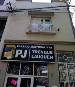 PJ frente