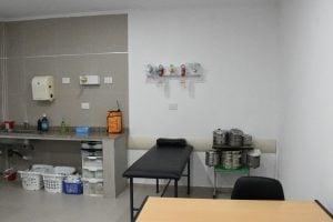 guardia consultorio