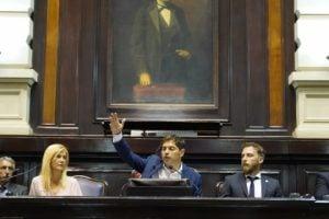kicillof legislatura