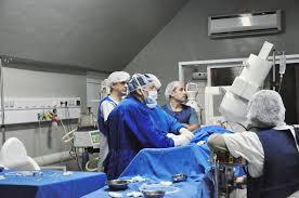 operación hospital