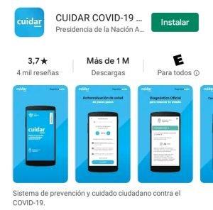 Cuidar app