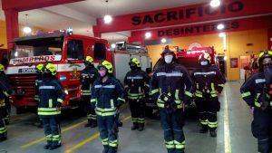 acto bomberos