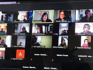 comite de emergencia videoconferencia