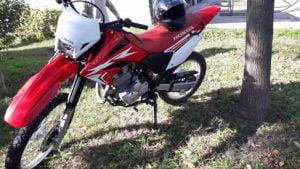 moto choque 1