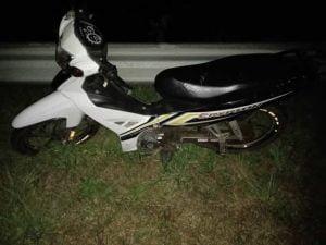 moto choque