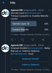 mundial voto