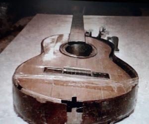 guitarra Gardel 1