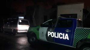 patrulla de noche