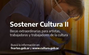 sostener cultura