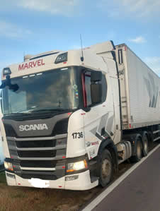 acci camion