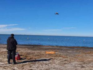 busqueda drone equipo