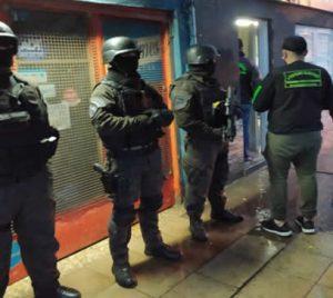 droga pehuajo policia