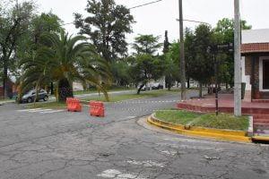 hundimiento asfalto