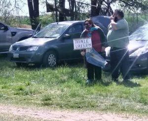 protesta la pampa