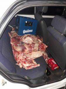 robo carniceria