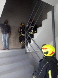bomberos edificio