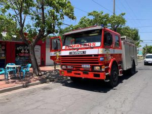 bomberos movil gas