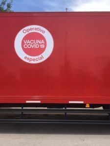 camion vacuna