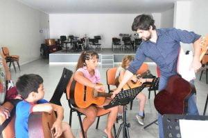 escuela de musica guitarra