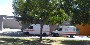 guardia hospital ambulancias