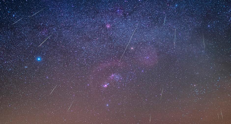 lluvia de estrellas tapa