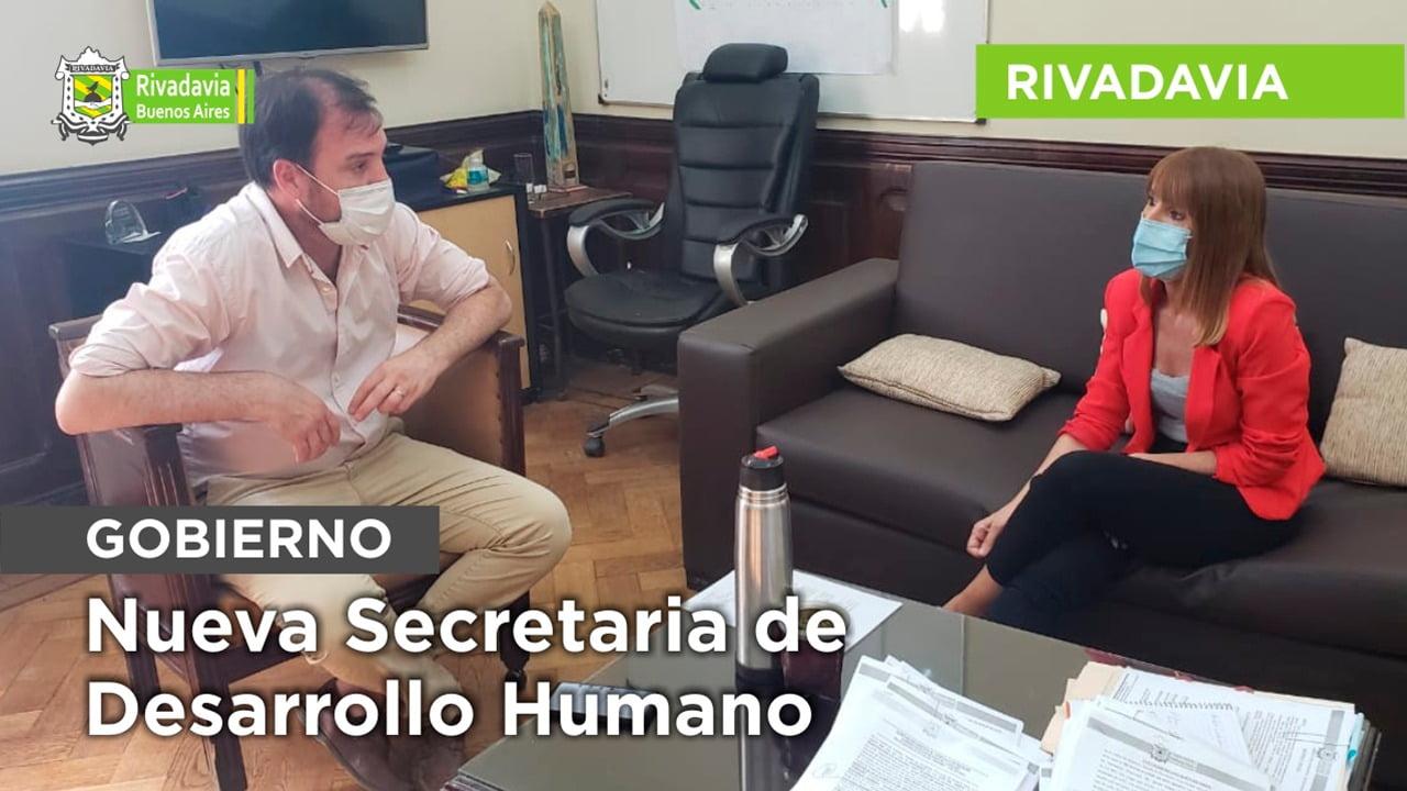 secretaria desarrollo humano rivadavia