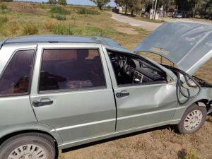 accidente 33 auto