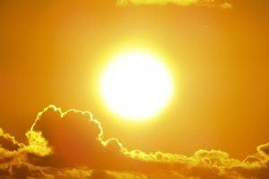 calor sol