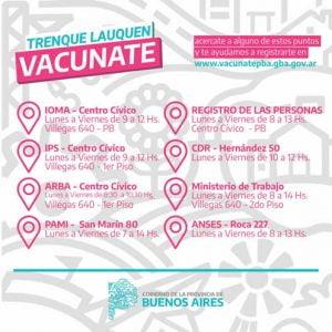registro de vacunas