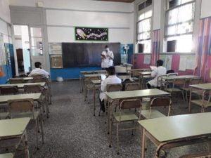 clases escuela aula 1