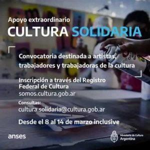 cultura solidaria