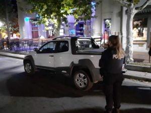 operativo control noche policia transito