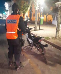 operativo control noche policia transitos