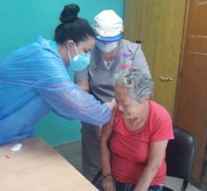 Vacunacion en Hogares