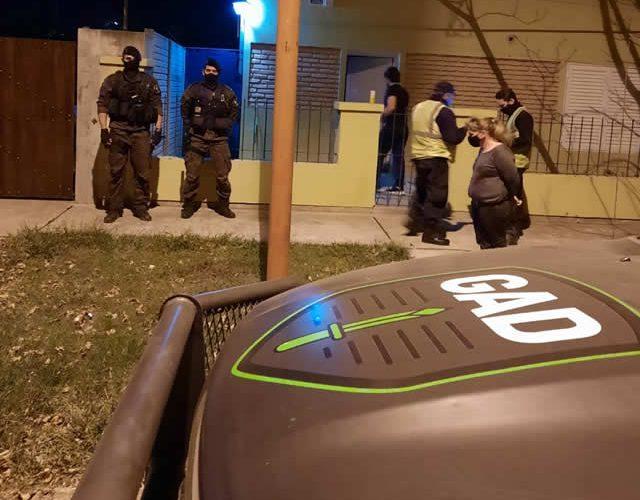 operativo noche policia transito