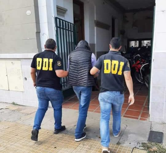 quinta detenido