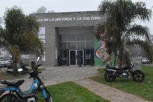 Centro Municipal de Testeo