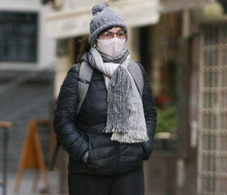 abrigo frio calle