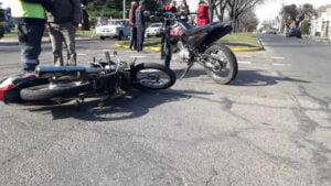 choque motos