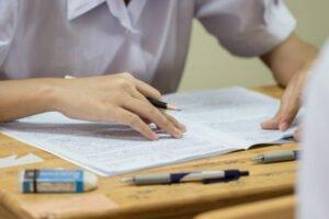 escuela estudio alumno